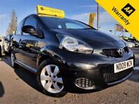 2009 TOYOTA AYGO 1.0 BLACK VVT-I MM 67 5D BHP! P/X WELCOME! AUTO! 45K MILES ONLY
