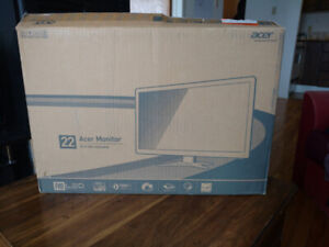 Acer 21.5-Inch Full HD LCD Monitor