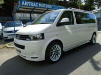 2012 Volkswagen Transporter Shuttle 2.0TD ( 102PS ) LWB Mini Bus T30 S