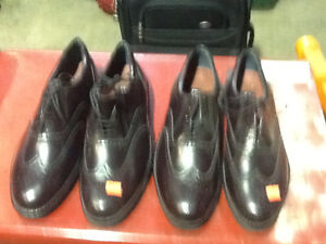 BRAND NEW! Vintage MENS shoes EATON's, leather size 12 $5 pair.