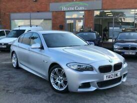 2012 BMW 520d M-Sport Automatic 184BHP