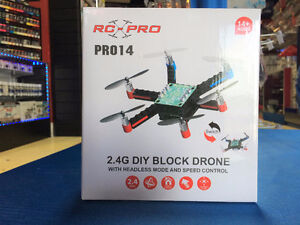 RC PRO14 – Block Drone Kit to Build 2.4G 4 Channels