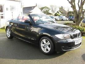 2008/58 BMW 120D SE Convertible, Great spec inc Leather ~ Heated seats~Xennons
