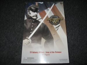 SideShow 1/6 Civil War US Infantry Officer Army Of The Potomac