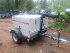 Power Generator/Lighttower 10,000 watt