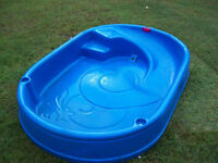 LOOKING FOR little tikes pool with slide