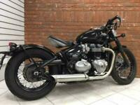 Triumph Bobber 1200 Motorcycle