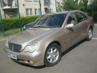 MERCEDES C180 KOMPRESSOR 1.8 AUTOMATIC ### 5 DOOR HATCHBACK
