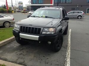 2004 grand Cherokee Rocky Mountain edition low kms