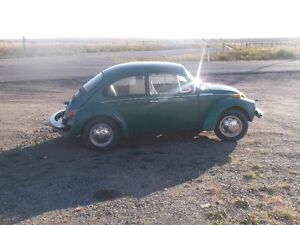 1974 Volkswagen Beetle super beetle Coupe (2 door)