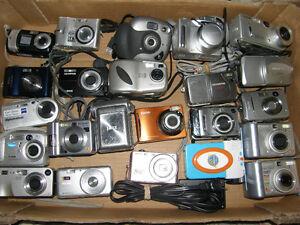 Je recherche tout petit électronique tel Appareil Photo, Caméras