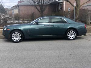 2010 Rolls Royce Ghost - $125K