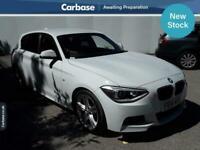 2014 BMW 1 Series 125d M Sport 5dr Step Auto HATCHBACK Diesel Automatic