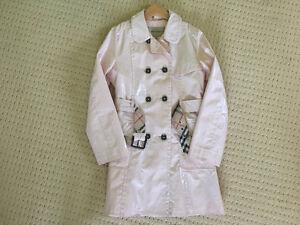 Authentic girls Burberry trenchcoat