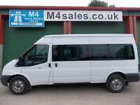 Ford Transit 350 11 Seat Minibus Euro 5 135ps