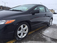 REDUCED 2008 Honda Civic Coupe (2 door)