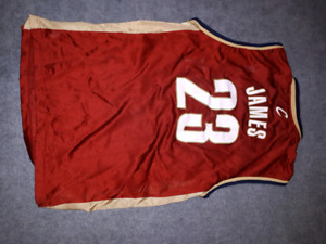Lebron James Cleveland Cavaliers NBA Jersey