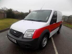 FORD TRANSIT CONNECT T 200 SWB 1.8 DIESEL 5 SPEED 75 BHP 2010 60