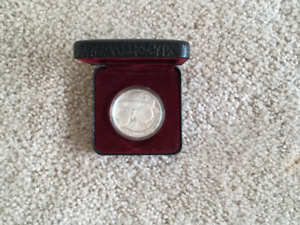 McIntosh Canadian Silver Dollar $15