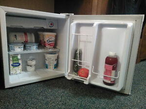 Danby Compact Refrigerator in White