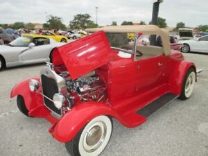 1929 FORD MODEL 'A' HOT ROD