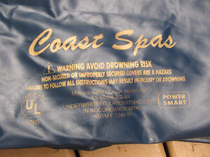 Coast Spas – Power Smart – Hot Tub Cover