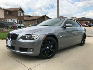 2009 BMW 335xi Coupe - Manual
