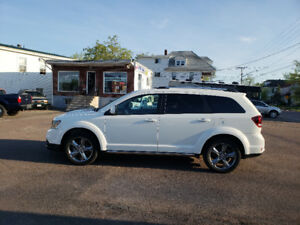 2017 Dodge Journey  SUV 7   Pass. St # 1068