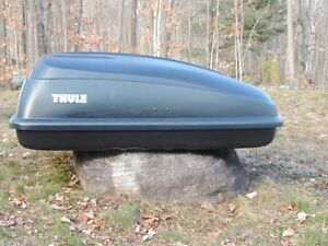 Thule Roof Carrier Kawartha Lakes Peterborough Area image 1