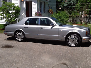 For Sale 1999 Rolls Royce Silver Seraph