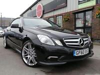 2010 Mercedes Benz E Class 2.1 E250 CDI BlueEFFICIENCY Sport 2dr 2 door Conve...