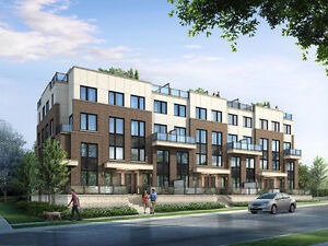 Brand New Townhomes - 10% Total Deposit Before Occupancy