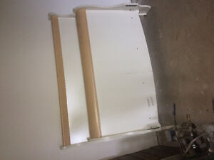 Kids bed frame and wardrobe set - Great condition