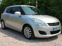 Suzuki Swift 1.3 DDiS SZ3 Low mileage diesel with one lady owner and FSH