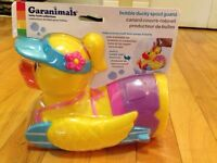 Granimals water spout protecter