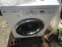 LG Washing Machine spare or repair for sale in Crawley near Gatwick M23