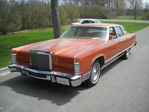 one owner original Lincion continental