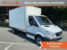 2012 Mercedes-Benz Sprinter 2.1 CDI 313 Chassis Cab 2dr SWB Chassis Cab Diesel M