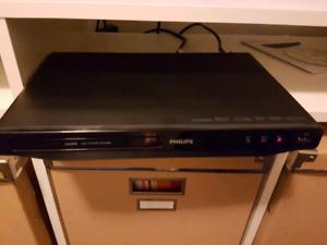 Lecteur DVD/USB Philips