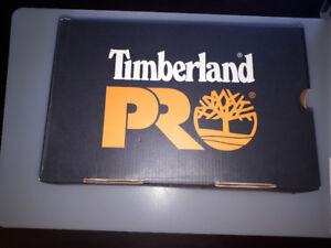 NEW Timberland Women's Power Train Alloy Safety Toe Shoes