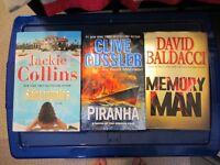 2015 Various books.