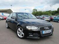 2013 AUDI A4 2.0 TDIe SE Technik Sat Nav Leather Bluetooth