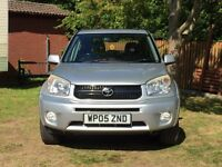 TOYOTA RAV 4 GOOD RUNNER LONG MOT FREE DELIVERY 1595