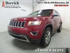 2014 Jeep Grand Cherokee   Used 4WD Limited Sunroof Keyless N'Go