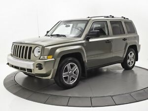 2007 Jeep Patriot Limited
