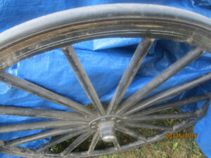 4 leather seated buggy in immaculant condition 1-2 horse