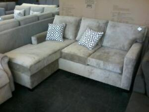 Sofa Bed Sectional.  Canadian Made!  Now just $999 taxes in until the end of October.