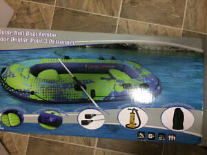 The best boat for 2 adults and a child
