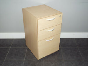 Bureau commode meuble 3 tiroirs 3 drawers furniture