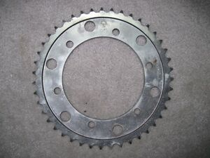 Rear sprocket for all YZF750R sportbikes, New.